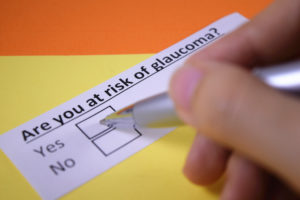 Are You At Risk of Glaucoma?